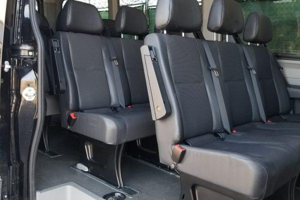 14-PAX Regular Mercedes Sprinter-inside